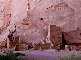 Canyon de Chelly, Arizona: Antelope House ruins