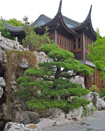 Portland, Oregon: Lan Su Chinese Garden and Tea-house