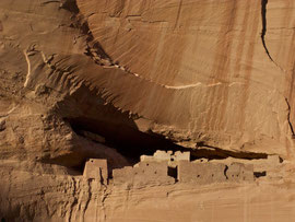 Canyon de Chelly, Arizona: White House Anasazi ruins