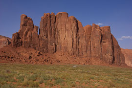 Monument Valley, Arizona: Camel Butte