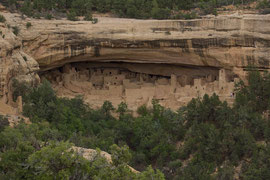 Mesa Verde, Colorado: the Cliff Palace