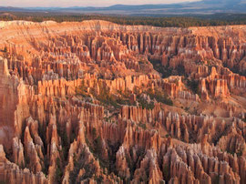 Utah, Bryce Canyon: the view from Sunset Point