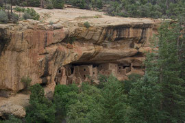 Mesa Verde, Colorado: Spruce Tree House