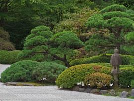 Portland, Oregon: the Japanese garden on Nob Hill