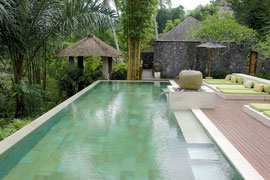 Bali, Ubud: The Purist Villas swimming-pool