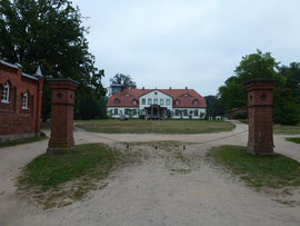View to the Main-House