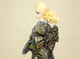 Barbie kimono,Barbie outfit,Barbie dress,バービー着物,バービー和服,バービーアウトフィット