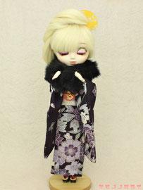 プーリップ 着物,ダル 振袖,Pullip kimono