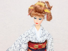 Barbie kimono,Barbie outfit,Barbie dress,バービー着物