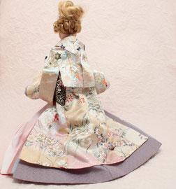 リカちゃんフレンド,リカちゃん着物,リカちゃん振袖,リカちゃん和服,Licca kimono,Licca dress,Licca outfit,リカちゃん十二単