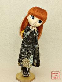 プーリップ 着物,プーリップ 振袖,Pullip kimono