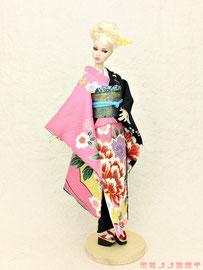 Fashion Royalty kimono,FR 着物,Poppy parker 振袖