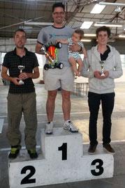 Le podium en TT 4x4