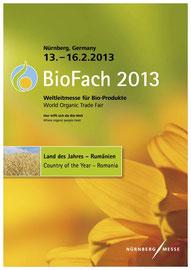 Messekommunikation: Ausstellerbroschüre für die Weltleitmesse BioFach, erstellt bei HINKEL360.