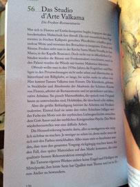 L'articolo sul mio Studio d'arte nella versione tedesca.