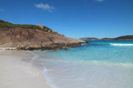 Einsamer Traumstrand Cape LeGrand NP nahe Esperance, Westaustralien