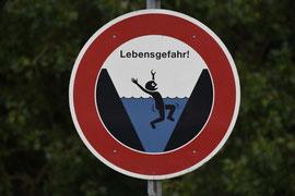 """Aufgenommen am Fluß Emscher, NRW - Frage ist nur ob durch ertrinken oder an den """"Ausdünstungen"""""""