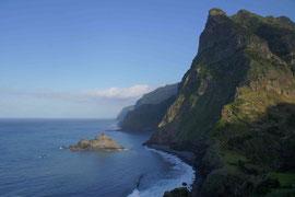 Küste bei Santana, Madeira
