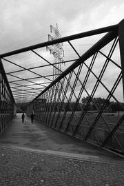 Bridge over troubled water - die Emscher ist nichts für zarte Nasen