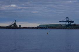 Hafen in Esperance, Westaustralien