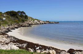 """Badebucht"" im Cape LeGrand NP, Westaustralien"