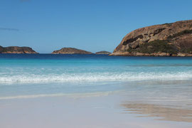 Traumküste im Cape LeGrand NP, Westaustralien