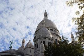 Sacré-Coeur auf dem Montmartre, Paris