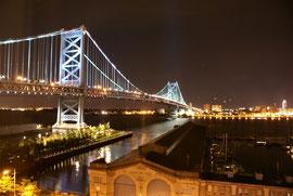 Brücke in Philadelphia, USA