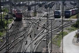 Mannheimer Güterbahnhof II