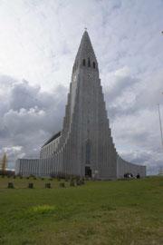 Hallgrimskirkja, Island