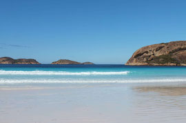 Traumbucht im Cape LeGrand NP, Westaustralien bei Esperance