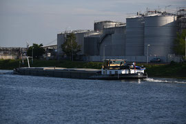 Industrie an der Neckarmündung III