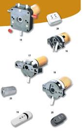 Motores para persianas