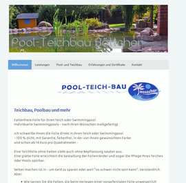 "Design ""Berlin"" Pool-Teichbau Böttcher"