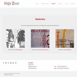 "Design ""Prague"" Künstlerin"