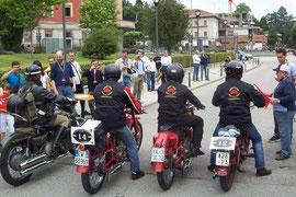 3 Giugno 2011 - Sei Giorni di Varese ( Partenza )
