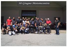 30 Giugno 2013 - Motoincontro a Rancio Valcuvia