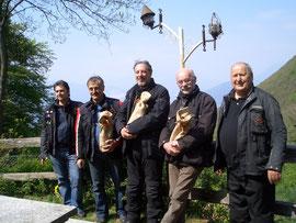 17 Aprile 2011 - Regolarità sociale - Premiazione