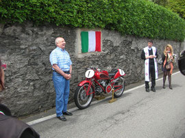 Giugno 2012 - Cerimonia scopertura targa dedicata ad Angelo Robiani