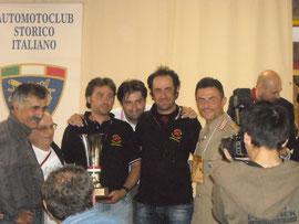 5 Giugno 2011 - Sei Giorni di Varese ( Premiazione squadra prima classificata )
