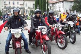 3 Giugno 2011 - Sei Giorni di Varese  ( I nostri soci alla partenza )