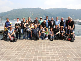 16-Giugno 2013 - Gita a Sarnico (lago D'Iseo )
