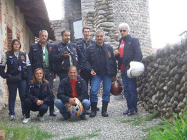 5 - Agosto 2012 - Gita al Ricetto di Candelo ( Biella )