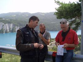 Giugno 2012 - Gita nel Verdon ( consulto tecnico )