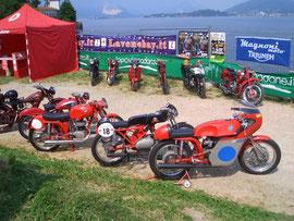 Laveno 8-Giugno 2013 - Esposizione moto epoca al 1° Motors Lake