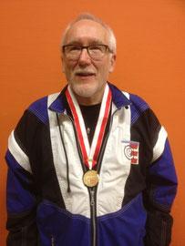 Paul Gantenbein! Unverwüstlich, Sieger Veteranen mit 392 Punkten