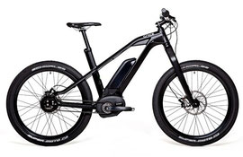 Grace MX  II e-Bike 2014