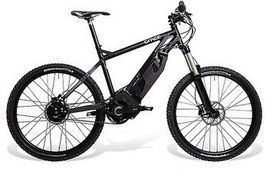 Grace MX e-Bike 2014