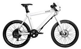 Grace One e-Motorbike 2014
