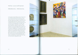 """Matthias Laurenz Gräff Ausstellungskatalog """"Parasite, Paradise"""" auf Burg Forchtenstein (August 2008)"""